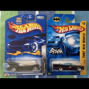 Hot Wheels Lot Of 5